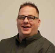 Product Center Coordinator Brian Hollandsworth