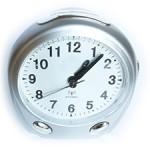 Atomic Desk Clock