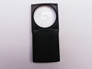 Bausch and Lomb 5x Aspheric pocket magnifier
