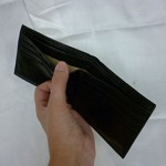 Money-organizing wallet