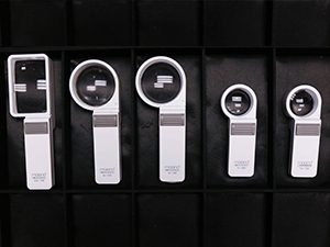 Display of Eschenbach Magno magnifiers