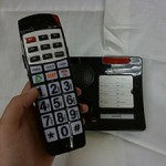 Big button cordless phone