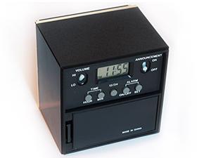 NFB Cube Clock