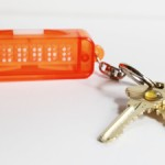 Refreshable Braille Key Chain