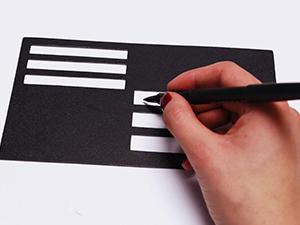 Envelope Writing Guide