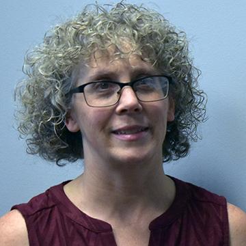 Cheryl Megurdichian, Director of Development and Communications