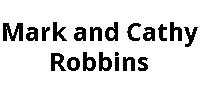 Mark and Cathy Robbins